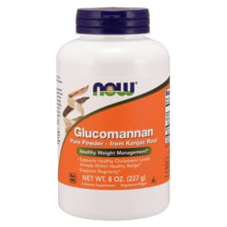 NOW Foods Glucomannan 8 oz Pwdr - Swanson Health Products
