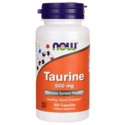 NOW FoodsTaurine 500 mg