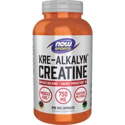 NOW FoodsKre-Alkalyn Creatine