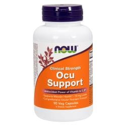 NOW FoodsClinical Strength Ocu Support