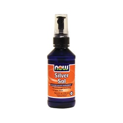 NOW FoodsSilver Sol Spray