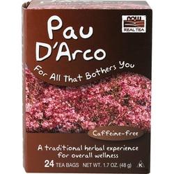 NOW FoodsPau D'Arco Tea