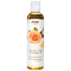 NOW Foods Tranquil Rose Massage Oil