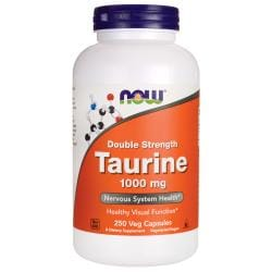 NOW FoodsDouble Strength Taurine