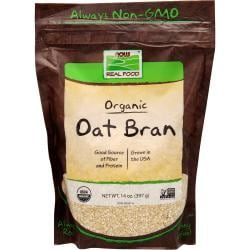 NOW FoodsOrganic Oat Bran