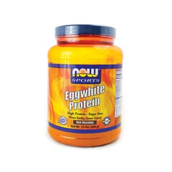 NOW Foods Eggwhite Protein Rich Chocolate