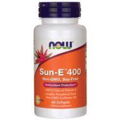 NOW FoodsSun-E 400