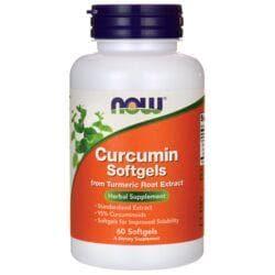 NOW FoodsCurcumin Softgels