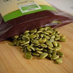 NOW FoodsOrganic Raw Pumpkin Seeds - Unsalted
