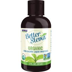 NOW Foods Better Stevia Liquid Sweetener - Organic