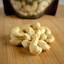 NOW FoodsWhole, Raw Cashews - Unsalted