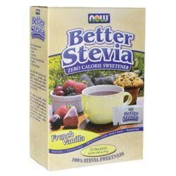 NOW FoodsBetter Stevia - French Vanilla