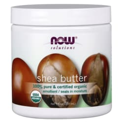 NOW FoodsOrganic Shea Butter