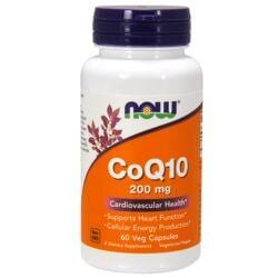 NOW FoodsCoQ10 200 mg