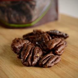 NOW FoodsHoney-Roasted Pecans