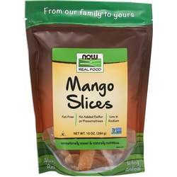NOW FoodsMango Slices
