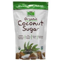 NOW FoodsOrganic Coconut Sugar