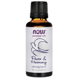 NOW FoodsEssential Oils Peace & Harmony Calming Blend