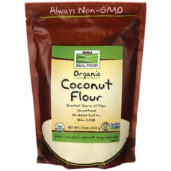 NOW FoodsOrganic Coconut Flour