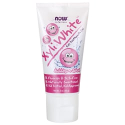NOW FoodsXyliWhite Kids Toothpaste Gel - Bubblegum Splash