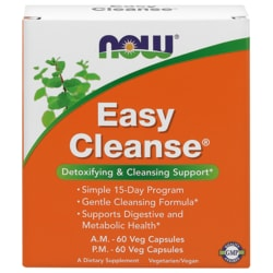 NOW FoodsEasy Cleanse AM/PM