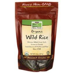 NOW FoodsOrganic Wild Rice