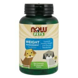 NOW FoodsNOW Pets Weight Management For Dogs