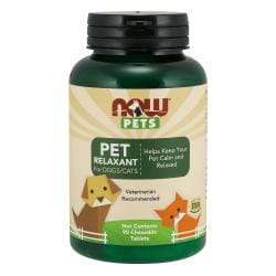 NOW FoodsNOW Pets Pet Relaxant For Dogs/Cats