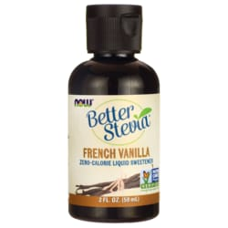 NOW Foods Better Stevia French Vanilla