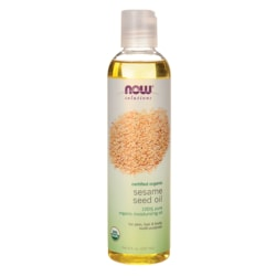 NOW FoodsOrganic Sesame Seed Oil