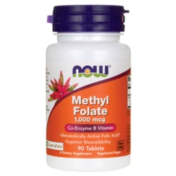 NOW FoodsMethyl Folate