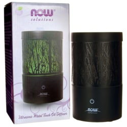 NOW FoodsUltrasonic Metal Touch Oil Diffuser