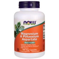 NOW FoodsMagnesium & Potassium Aspartate