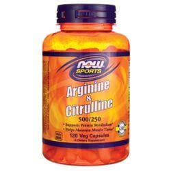 NOW FoodsArginine & Citrulline