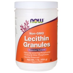 NOW FoodsLecithin Granules Non-GMO