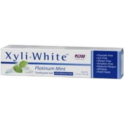 NOW Foods XyliWhite Platinum Mint