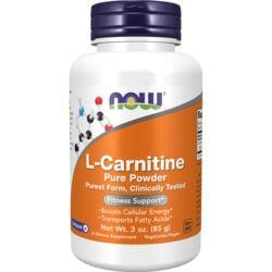 NOW FoodsL-Carnitine Pure Powder