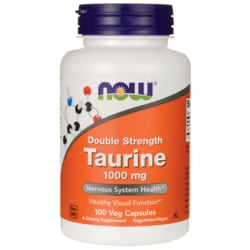 NOW Foods Taurine Double Strength