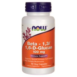 NOW FoodsBeta 1,3/1,6-D-Glucan