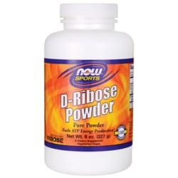 NOW FoodsD-Ribose Pure Powder
