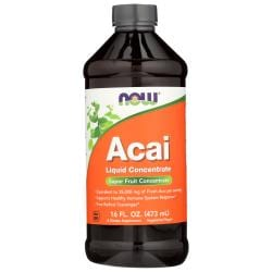 NOW FoodsAcai Liquid Concentrate