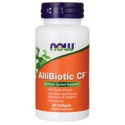 NOW FoodsAllibiotic CF
