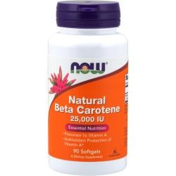 NOW FoodsNatural Beta Carotene