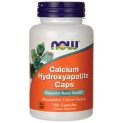 NOW FoodsCalcium Hydroxyapatite Caps