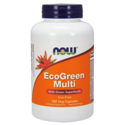 NOW Foods EcoGreen Multi