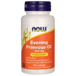 NOW Foods Evening Primrose Oil Softgels