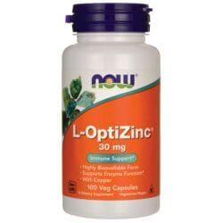 NOW FoodsL-OptiZinc