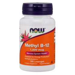 NOW FoodsMethyl B-12