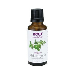 NOW FoodsWhite Thyme Oil