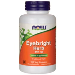 NOW Foods Eyebright Herb